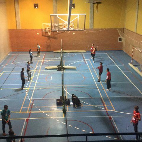 Participamos en el Torneo de Badminton de Estepona